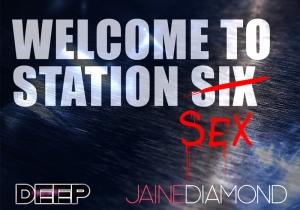 DEEP - Erotic Romance - Jaine Diamond (book teaser) Station Sex