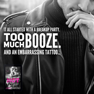 Hot Mess teaser 5 - too much booze