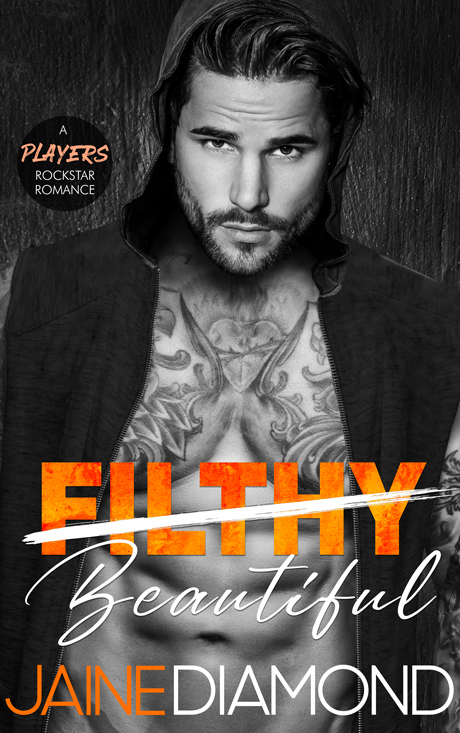 Filthy Beautiful Cover